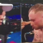 The decision #SantaCruzFrampton #boxing https://t.co/wuSBy13B6t