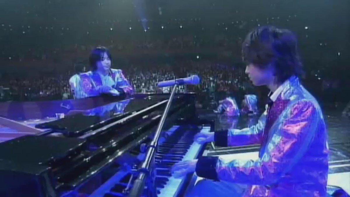 2008年少年倶楽部 Hey! Say! JUMPがStar Timeを伊野尾くんのピアノ伴奏で歌っている。ほぼフルバージョン。こういうのまたやってくれないかな。 https://t.co/OjekwJgykb