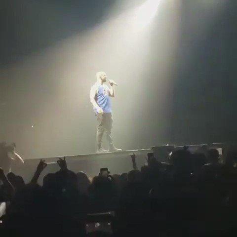 Drake Disses Hot 97 & Funkmaster Flex In New York https://t.co/OP1F6Cju0Q