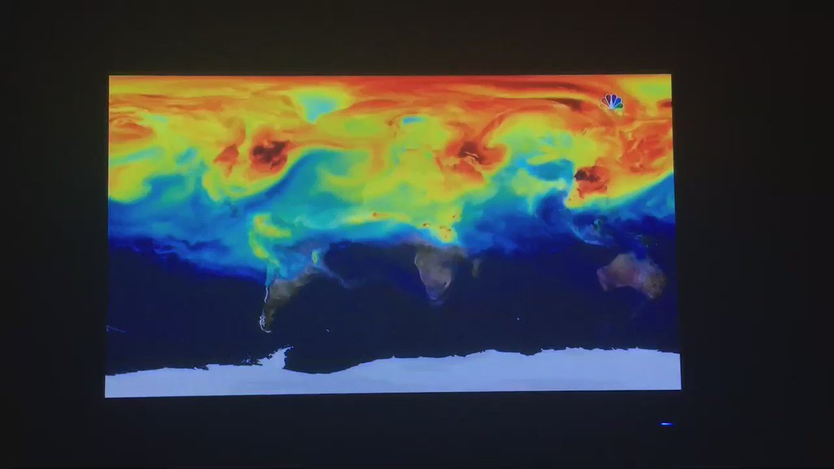 Great to see climate change science shown in #OpeningCeremony for #Rio2016 Thank you. https://t.co/Qtgs0U99kQ