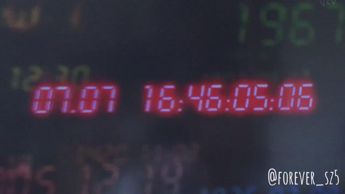 タイムリープの瞬間を集めた動画発見!「んにょ!」が可愛いい~☺️#時をかける少女