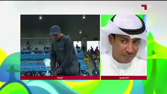 بكاء محلل قناة الكأس ناصر الديحاني بعد فوز فهيد بالميدالية الذهبية في اولمبياد ريو https://t.co/phED5n0mdm