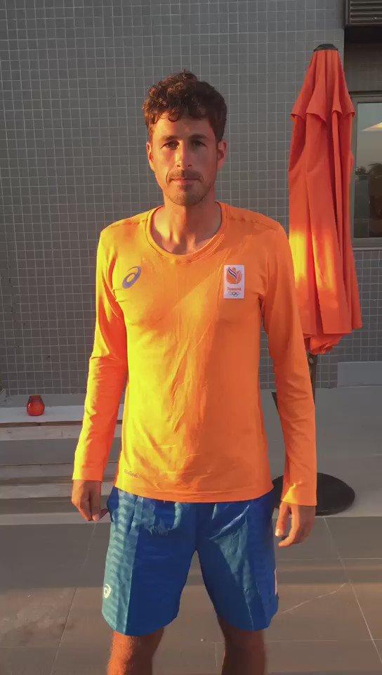 Lets go Holland! @TeamNLtweets @Rio2016 #judo @henkgrol https://t.co/JfGbpKmejN