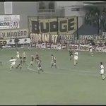 Hoy pero en 1997, Primer gol de Martín Palermo en Boca Juniors. El Titán comenzaba a escribir con letras de oro... https://t.co/pggasWs5LF