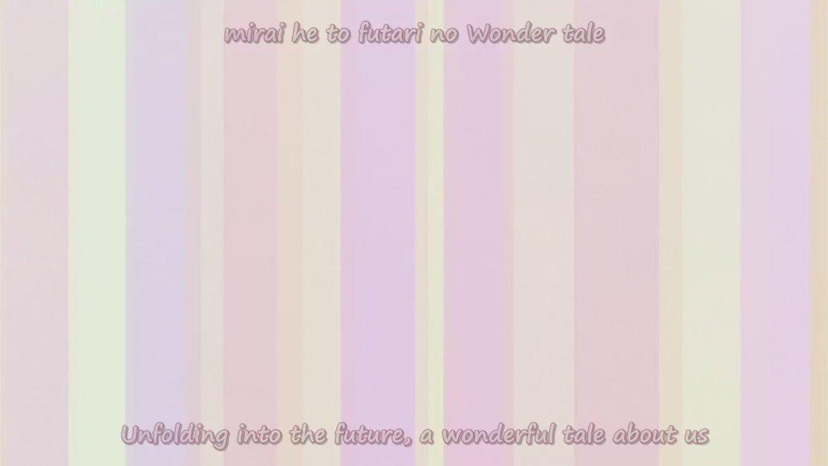 今日もアニソン三昧☺アニメ:俺の彼女と幼なじみが修羅場すぎる ED『W:Wonder tale』#アニソン  #名曲