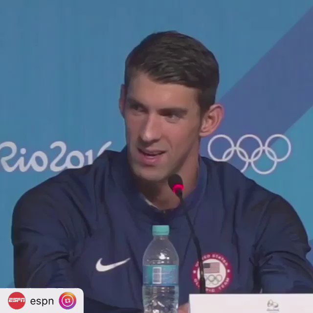 I react the same way to a Steelers question @MichaelPhelps. #RavensNation https://t.co/hVly4C5suW