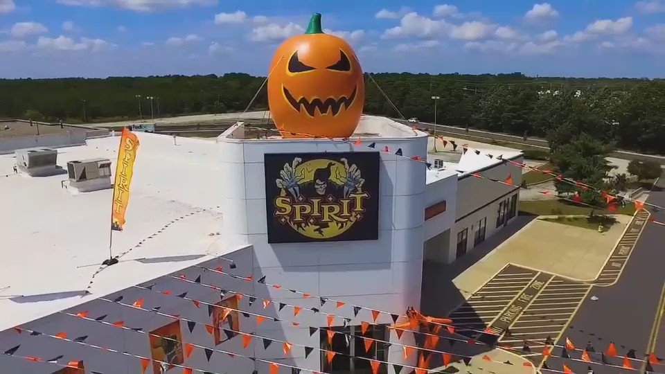Retweet if you're going to your local Spirit Halloween store as soon as it opens!