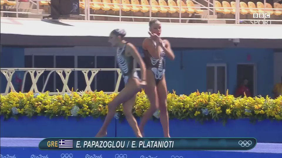 The Unrehearsed Voiceover Artist - Olympic Synchronised Swimming. https://t.co/ViYgXWemn1