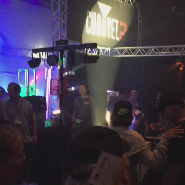 Last minute gear deals at @idjnow -- CHAUVET DJ booth 712! If you're at DJ Expo, get here now for great hear deals! https://t.co/EK7Tk04gHJ