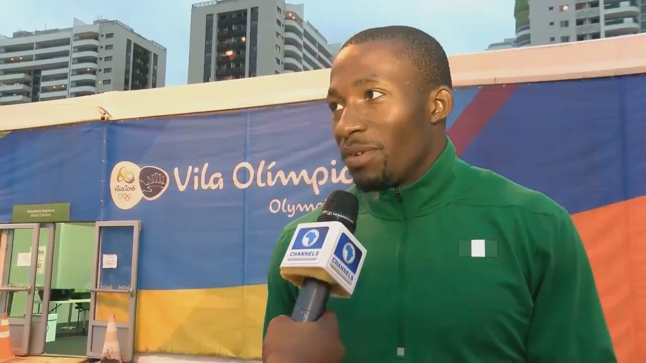 @Tosin_Oke wanted more out of his @Rio2016_en trip but it didnt happen for him. https://t.co/evIviOpwWT