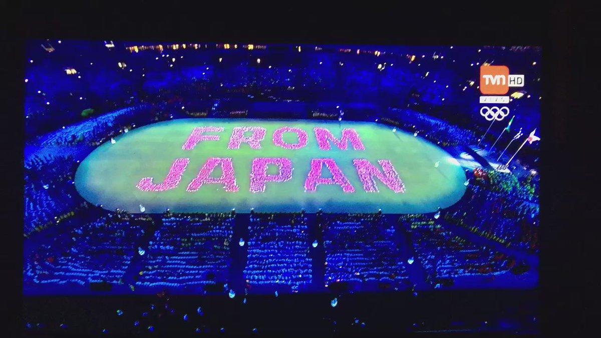 El anuncio de #Tokio2020 es lo mejor de estos juegos.  https://t.co/Lqne4c0SyJ
