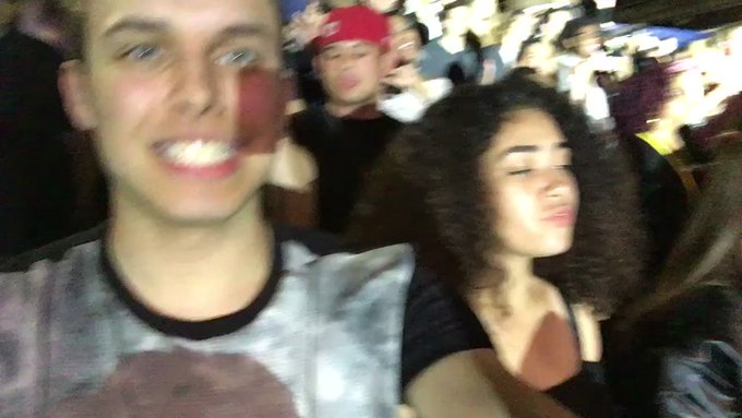 Happy Birthday   I\m so happy I could spend the best day of my life (Beyoncé\s concert) with you