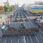 Марш техники. Репетиция парада в Киеве  #украина #киев https://t.co/ebmGsLG6G3