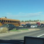BIG backup on Mesa as people try to avoid I10 EB. @SelenaKFOX_CBS @KFOX14 https://t.co/AU6I0SsYUk