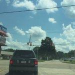 #BREAKING @potus is landing in Baton Rouge now. @WBRZ https://t.co/Trydvi1KRn