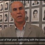 Tabrizi:Poltic.Prisoners in grps of 12-20 were hanged only bcz theyre registered as #PMOI supporters #1988Massacre https://t.co/Dep9ZVUlN7