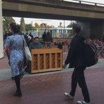 Beautiful music at MacArthur station @SFBART #Sfbart #transit #Art #Oakland https://t.co/JsQcd5EFus
