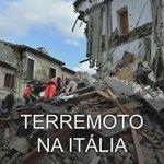 Terremoto mortal atinge centro da Itália; metade da cidade se foi, diz prefeito https://t.co/EsIay3XXD8 https://t.co/npvwjqQBnA