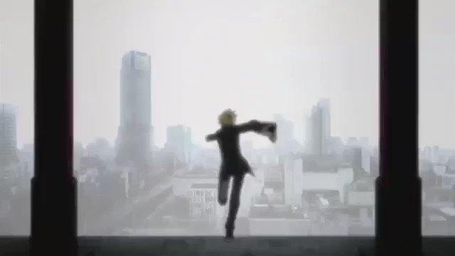 今日もアニソン三昧☺東京レイヴンズ OP『~Outgrow~』#アニソン
