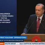 TARiHi KONUŞMA AYAKTA ALKIŞLANDI iŞTE TÜRKiYE iŞTE LiDER .. @RT_Erdogan   #FatihinTorunlarıCerablusta https://t.co/dzciAOKG4r