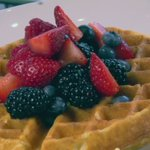 Who's joining us at Terrace Pointe Café for a fresh berry Belgian waffle perfect for National Waffle Day? https://t.co/fE20B4tbyQ