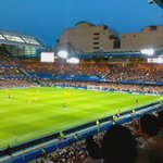Bristol Rovers fans at Stamford Bridge. https://t.co/1tANgVoovL