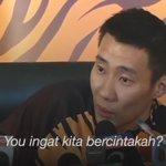 "#AWANInews ""Apa mereka sangka kami sedang bercinta?"" - reaksi Datuk Lee Chong Wei mengenai surat viral. https://t.co/nKA66djQnl"