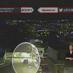 Las cámaras de videovigilacia del #ECU911 pendientes de tu seguridad 24/7 #ECU911EnLosMedios https://t.co/bP8NoB5T1G