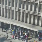 Shop being looted in Harare!! https://t.co/ViusjXugmA