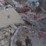 (VIDEO) Drone graba la situación en un sector de Italia tras el terremoto https://t.co/haPlUzKspk