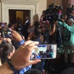 Kobe enters council chambers #KobeDay 8.24 @lakers @TWCSportsNet https://t.co/h72V3c2BEE