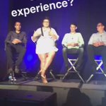 @rebekahcancino giving her definition of User Experience #DSPhilly16 https://t.co/dlbKKnfsTJ