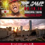 #OKC catch me Opening for @thegame @ the Chevy event center Tickets ava https://t.co/PuPv56oiG2 https://t.co/WvNIxmOMlm