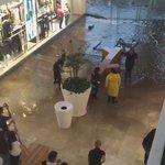 ¡Qué lluvia! Así luce Plaza Galerías tras la tormenta de esta tarde: https://t.co/hxZQmXFcFn https://t.co/V4NcUVtBCZ