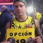 Jajajajajjaja habla pues apoyen a Erick #opcion19 @ericksabater @ELGRANSHOW_Peru https://t.co/oo8Mj3R7qw