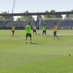 Isco in Real Madrid training. 🔥 https://t.co/veLWJKfD0b