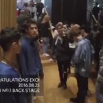 EXO singing EXO-L a happy birthday ㅠㅠ These boys never fails to make us proud and happy ♡ https://t.co/wVMldGkTOK