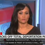 #Trump surrogate @KatrinaPierson: He hasnt changed his immigration position, he has changed the words he is saying. https://t.co/CLkVeh2yP4