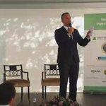 Ambassador @rufusgifford welcomes the 12 startups at #InvestorBall @usembdenmark @finansraadet https://t.co/PtvKNhdLPe