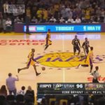 Throwback to the final 2 minutes of Kobe Bryants career:    https://t.co/N1I8uW4Cfw