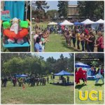 Staff Appreciation Picnic in Aldrich Park. Thx to all #UCIStaff who make UC Irvine amazing! 💙💛🐜🍴 #UCIPride https://t.co/CiLQM1o6BT