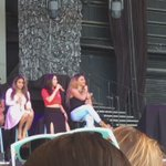 #VIDEO | Fifth Harmony at soundcheck (via @SnapbackkLauren) #727TourTampa https://t.co/fNZIMXv5Ju