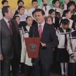 INCREÍBLE!!! Dice EPN que recursará primaria y secundaria sin copiar ni plagiar. Felicidades, presidente. (VIDEO) https://t.co/swmyrFxfPI