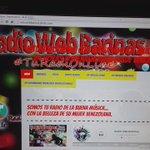 Estoy conectandome  🎶@RadioWebBarinas  #RadioOnLine Me encanta ❤Saludos #Valencia #Vzla #JuevesDeGanarSeguidores https://t.co/yZzaiJjk15