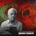 Celebramos el legado artístico del gran pintor y muralista Rufino Tamayo, #OrgulloDeOaxaca y #Tlaxiaco. https://t.co/lV1QL7LTKp