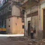 Así está La Habana que Obama no vio, la que sufren los cubanos día a día. Como sufren el Castrismo de 57 años #Cuba https://t.co/h7lEhqBi48