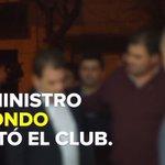 El ministro @cristianritondo visitó el Carminatti #VuelvenLosVisitantes https://t.co/fLjt1Z1rno