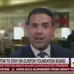 WOW. #MSNBC Brutally Schools #Hillary & @ClintonFdn. Yes, its True. Hell Has Oficially Frozen Over. #Trump RT https://t.co/65nR4dEqRW