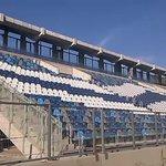 #ElCafecito #CGE #GELP   AHORA @riccabaldo en el estadio 60 y 118 #PlateaH https://t.co/YCOHY22CTv
