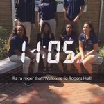 Ra Ra Roger That! Welcome to Rogers Hall! #ODUMoveIn #ODU20 #ODU16WoW #ODU @ODUHRL https://t.co/IQclfSwQdt